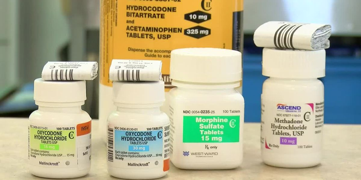 WMBF Investigates: Federal data shows opioid distribution on the decline, but S.C. still ranks high