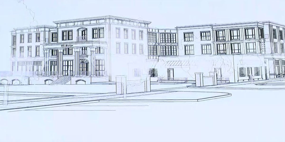 New upscale hotel proposed for downtown Georgetown