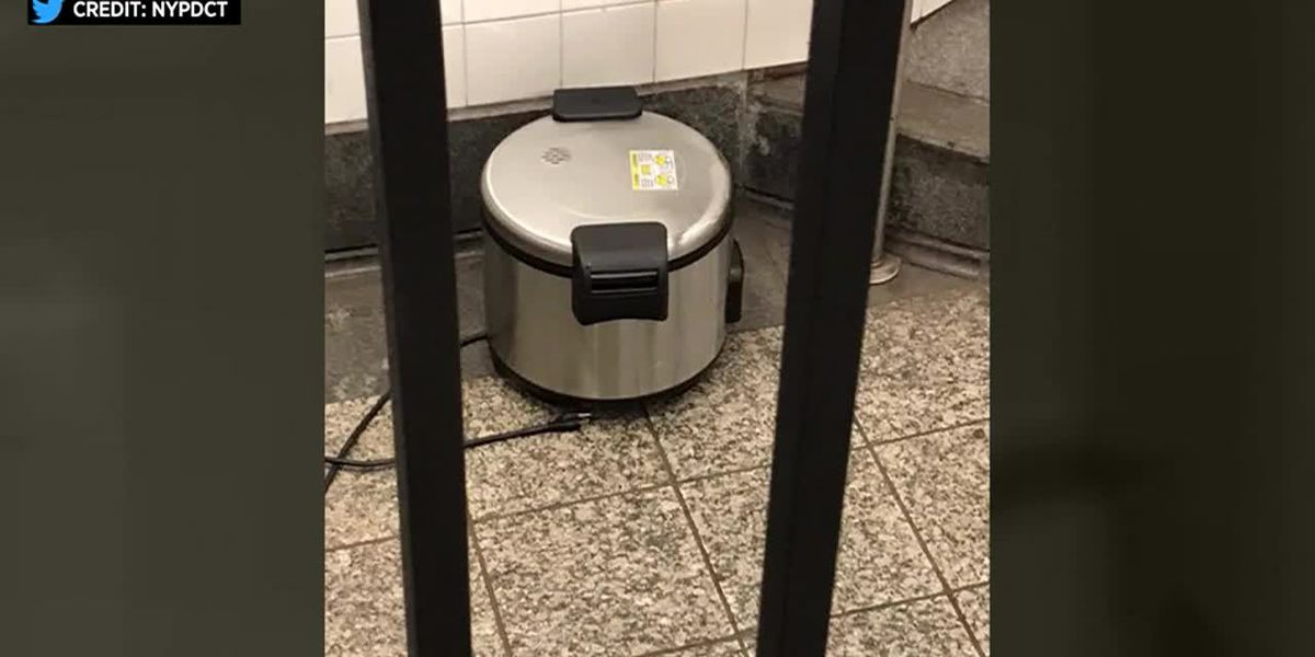 Rice cookers disrupt NYC transit system