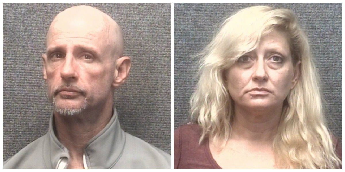 Officers find meth, heroin, crack, cocaine on suspects in Cookout parking lot