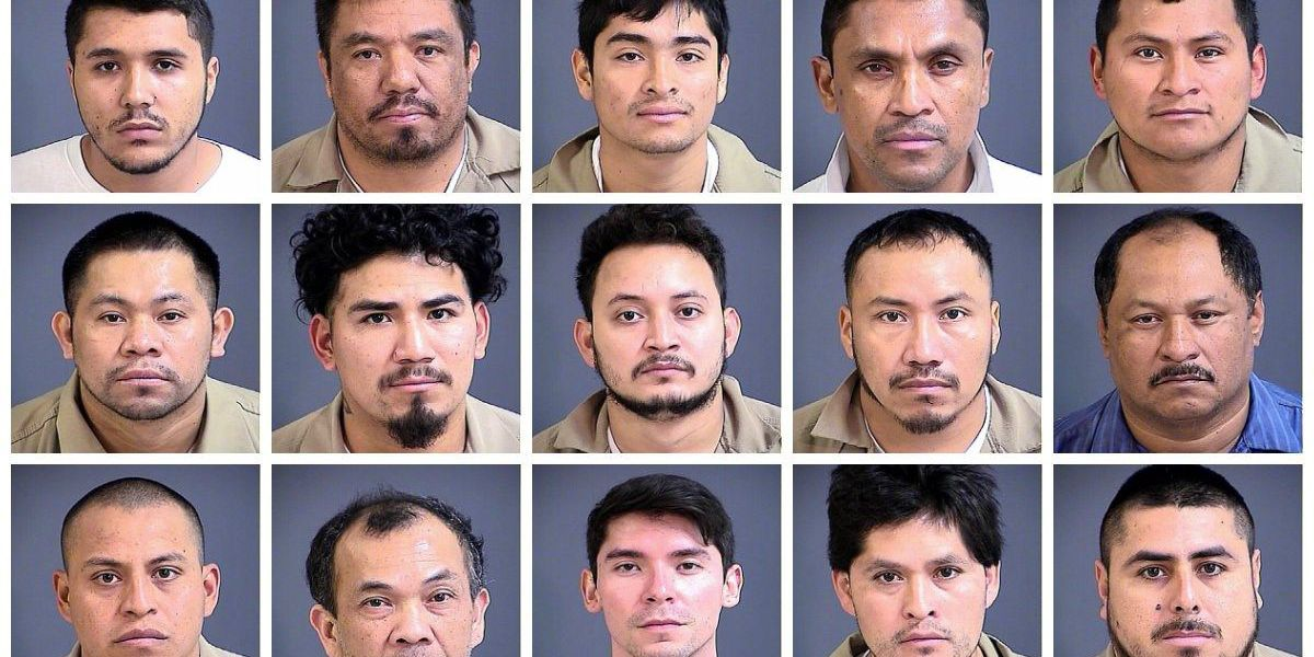 WMBF News Investigates: 19 arrested in South Carolina ICE Operation