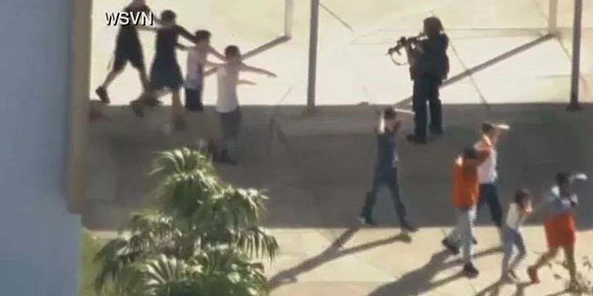 WATCH LIVE: Sheriff confirms 17 dead in Florida high school shooting, former student in custody