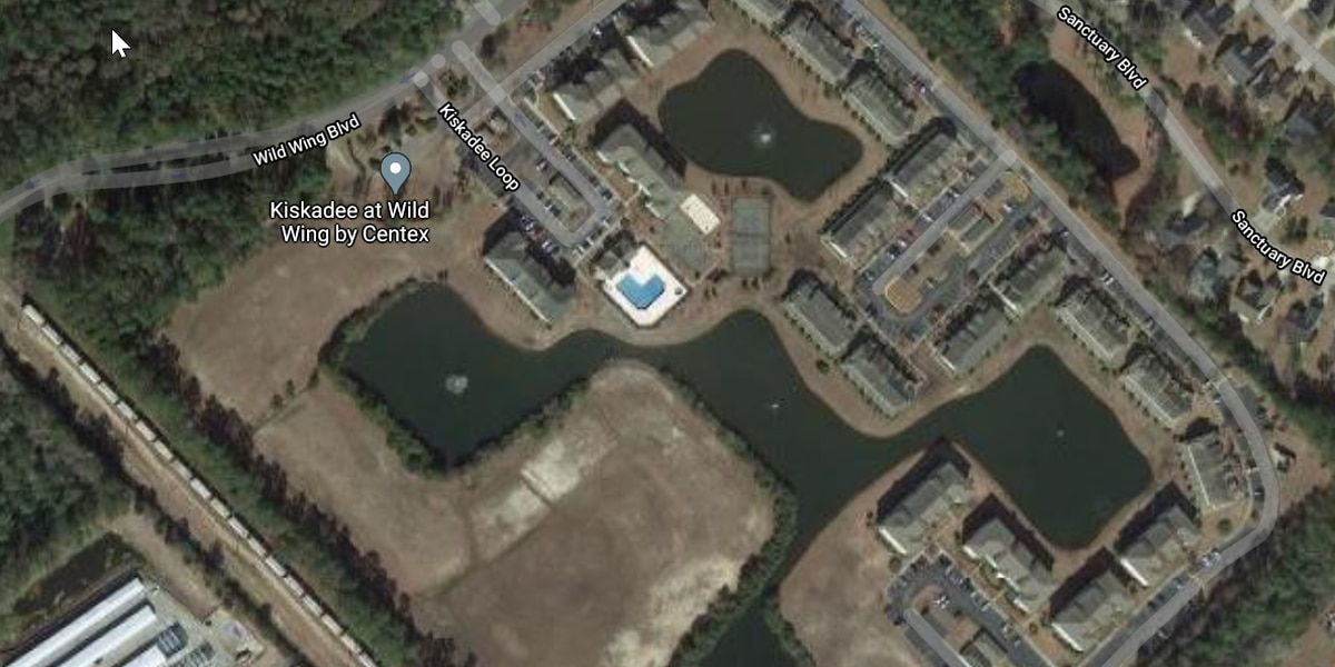 Crews search pond in Conway neighborhood after reports of possible drowning