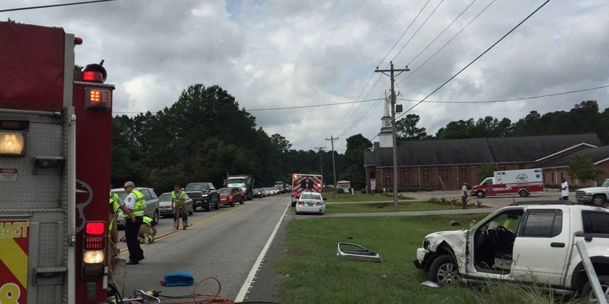 TRAFFIC ALERT: Hwy. 90 reopens after wreck