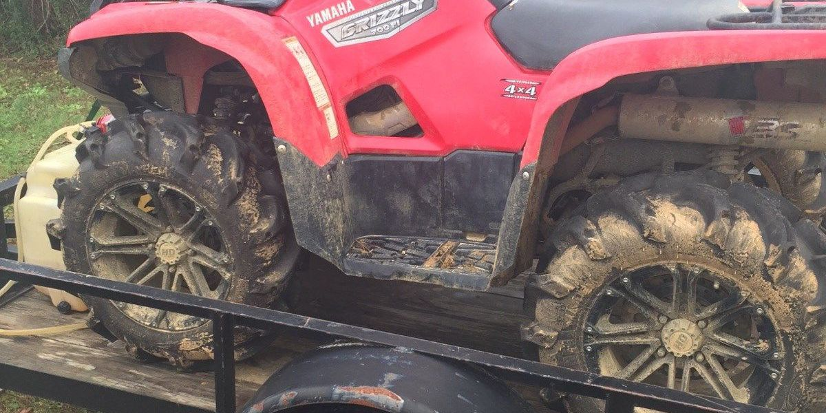 Georgetown Co. deputies ask for assistance in ATV theft