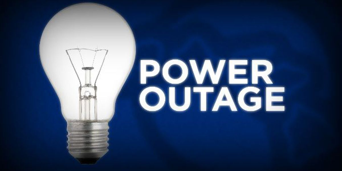 Power restored after Tropical Storm Bertha causes outages in NMB area