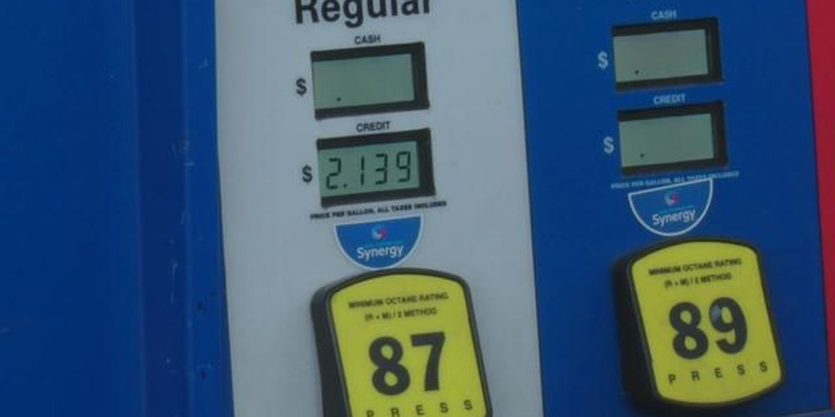 Gas prices in South Carolina on the rise