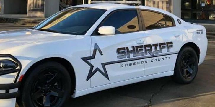 Two Robeson County Sheriff's deputies suspended pending outcome of internal investigation