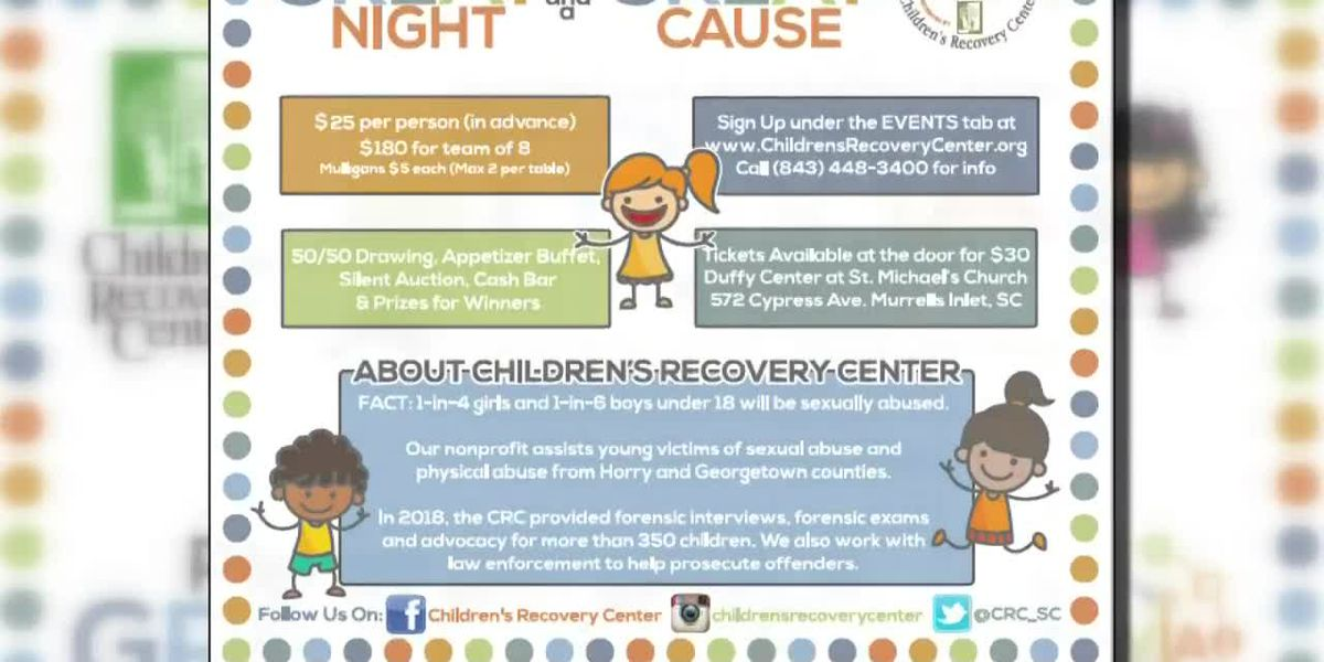 Children's Recovery Center Trivia Night - Part 1