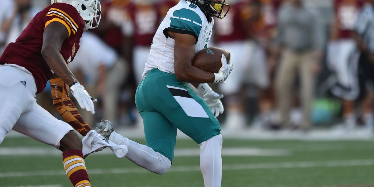 CCU's comeback effort falls short at ULM