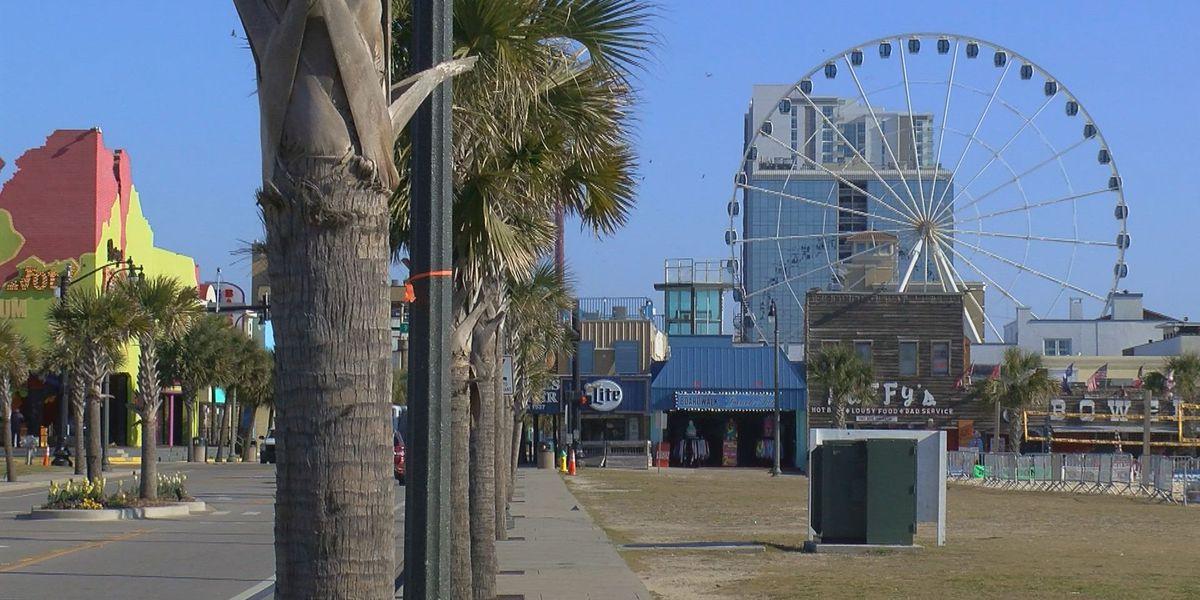 Myrtle Beach City Council declares each weekend through Sept. 6 as 'extraordinary events'