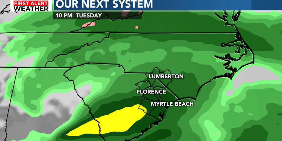FIRST ALERT: Changes arrive heading into our next work week
