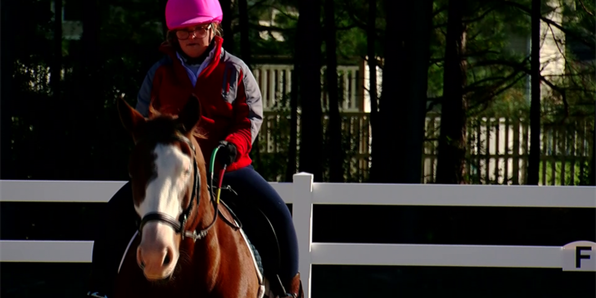 Horry County horse farm hosts equestrian program for Special Olympics athletes