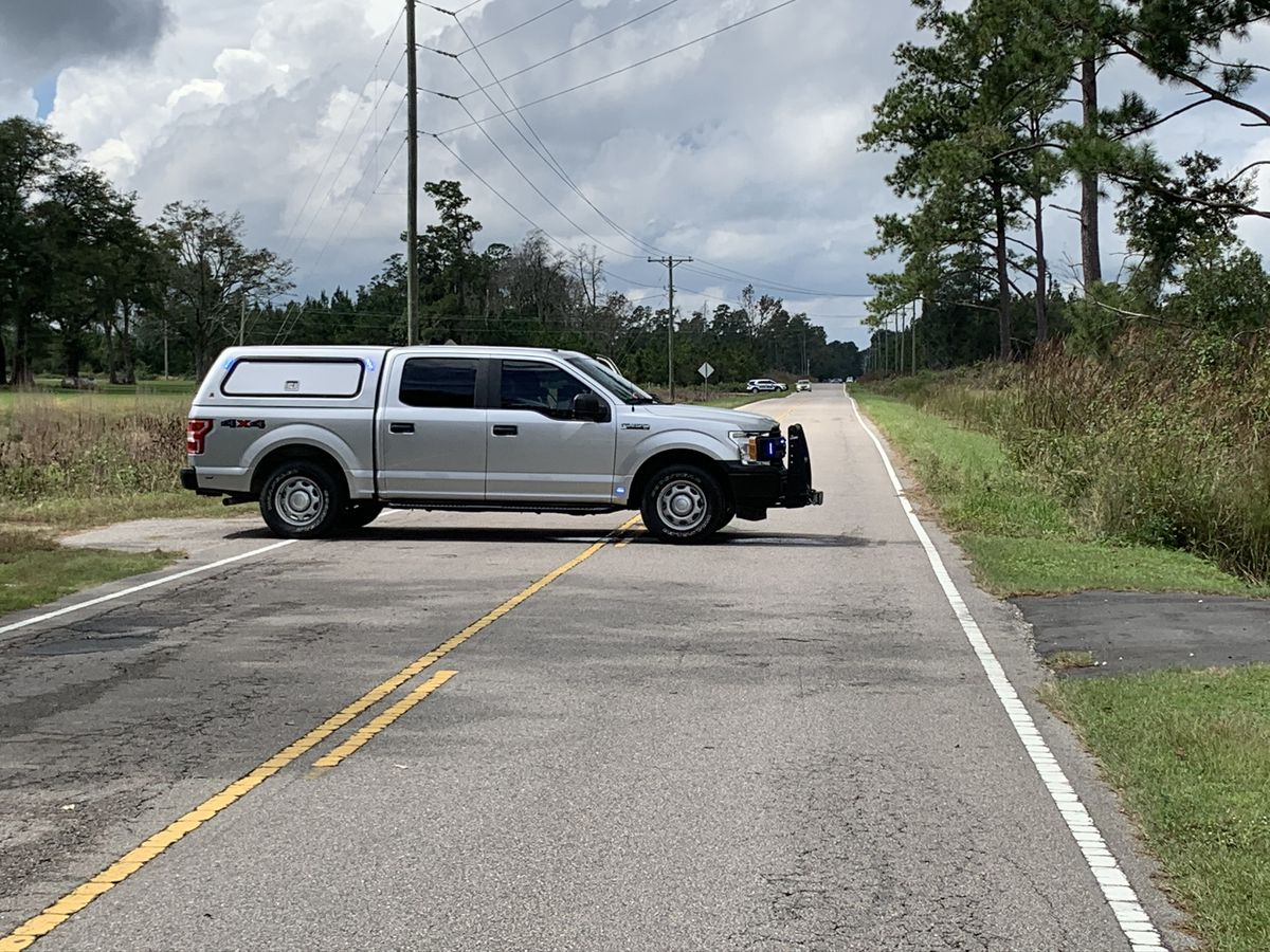 Horry County authorities take armed robbery suspect into custody following search
