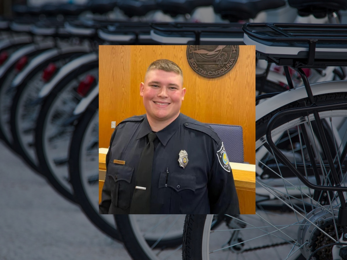 'Cycle for 374': Cycling group holding event in honor of fallen Myrtle Beach officer