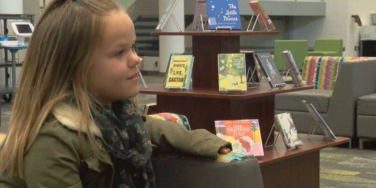 'You're brave, you're smart, you're funny:' 5th grader aims to end bullying
