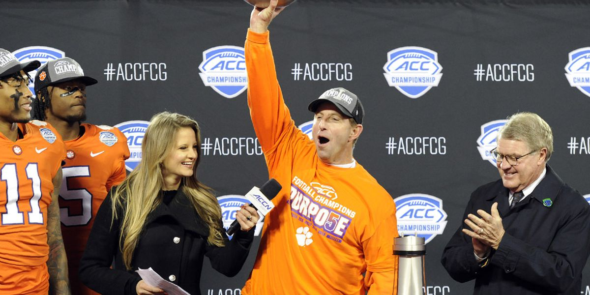 Clemson Voted No. 1 in Preseason AP Poll