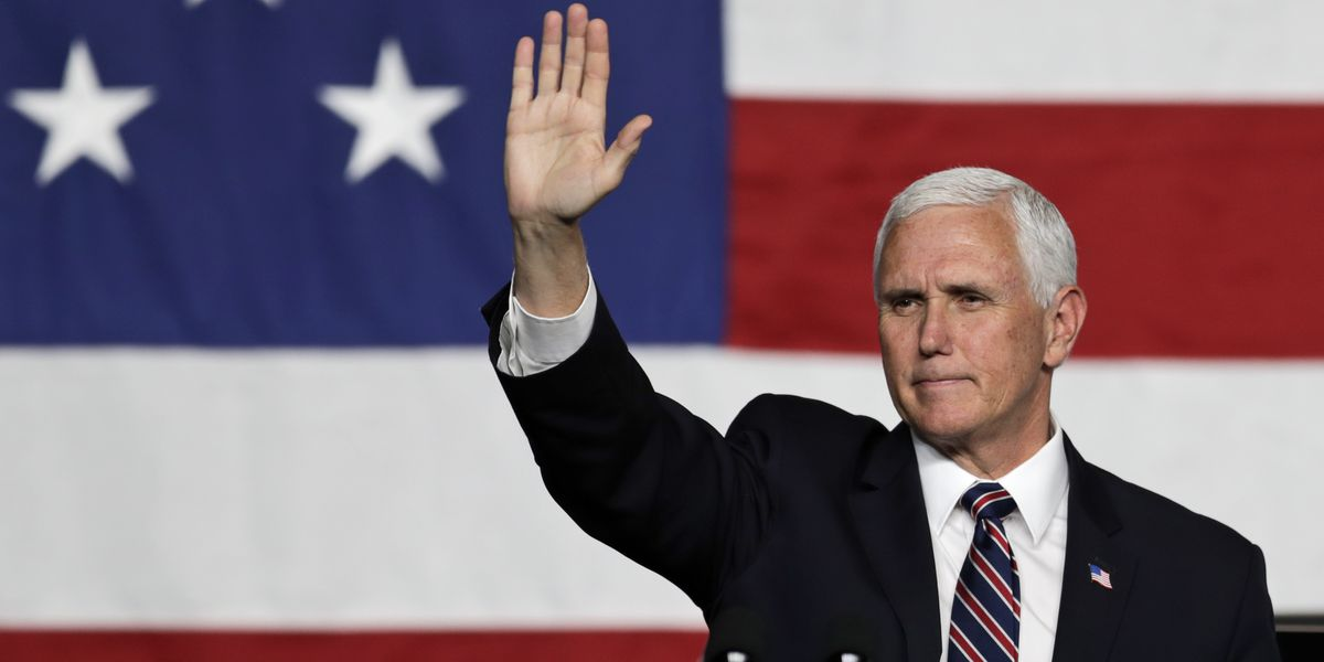 Vice President Mike Pence to visit S.C. on Tuesday