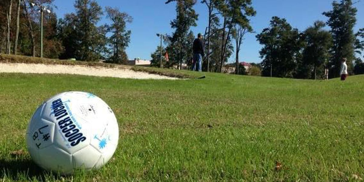 Footgolf makes its debut Saturday with free rounds for customers