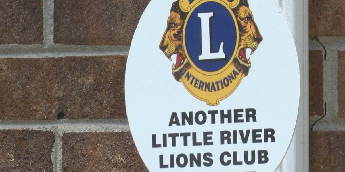 Little River Lions Club builds ramps for locals in need