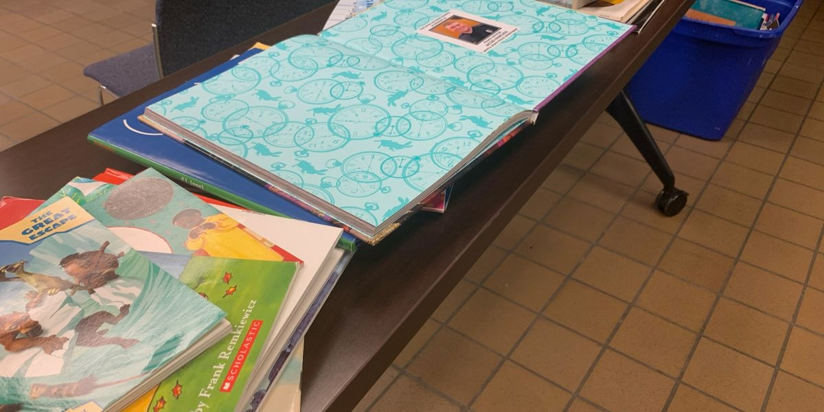 Thousands of books donated during book drive in memory of fallen Myrtle Beach officer