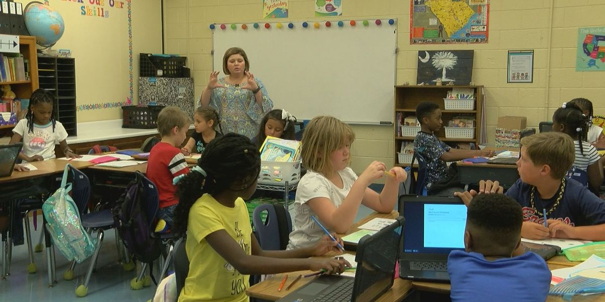 Class begins for thriving year-round elementary school in Florence