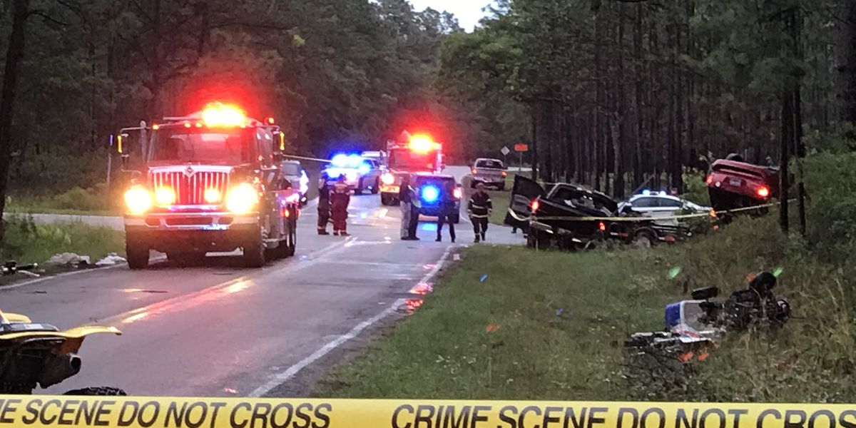 Charges pending in deadly Awendaw crash; Coroner identifies 2 victims