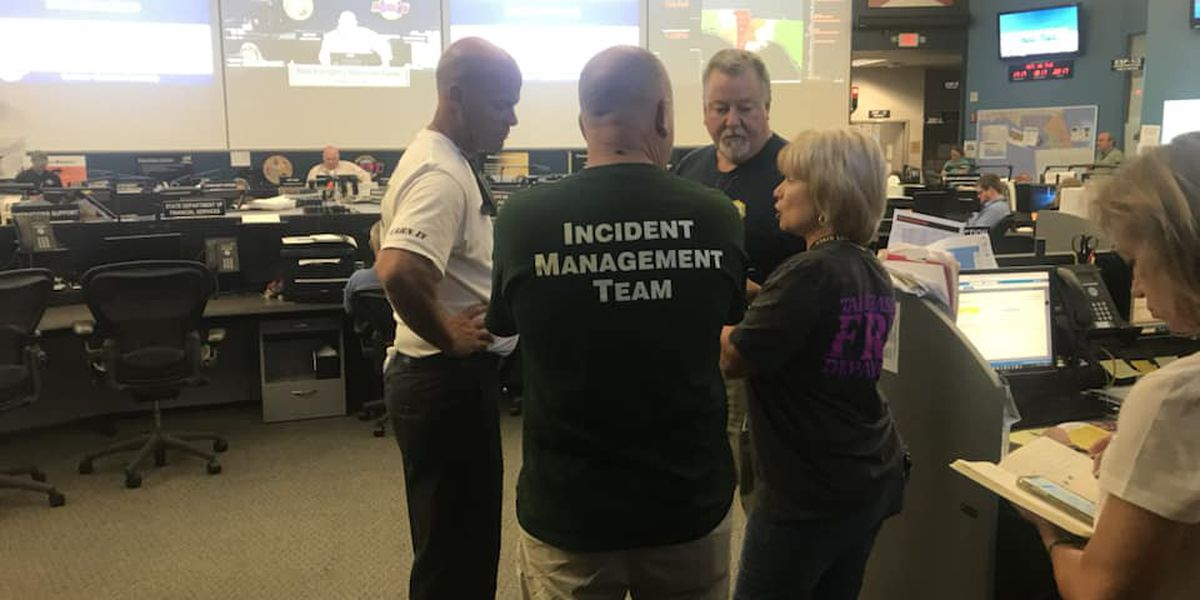 Myrtle Beach sends incident management team to FL to assist with Hurricane Michael recovery effort