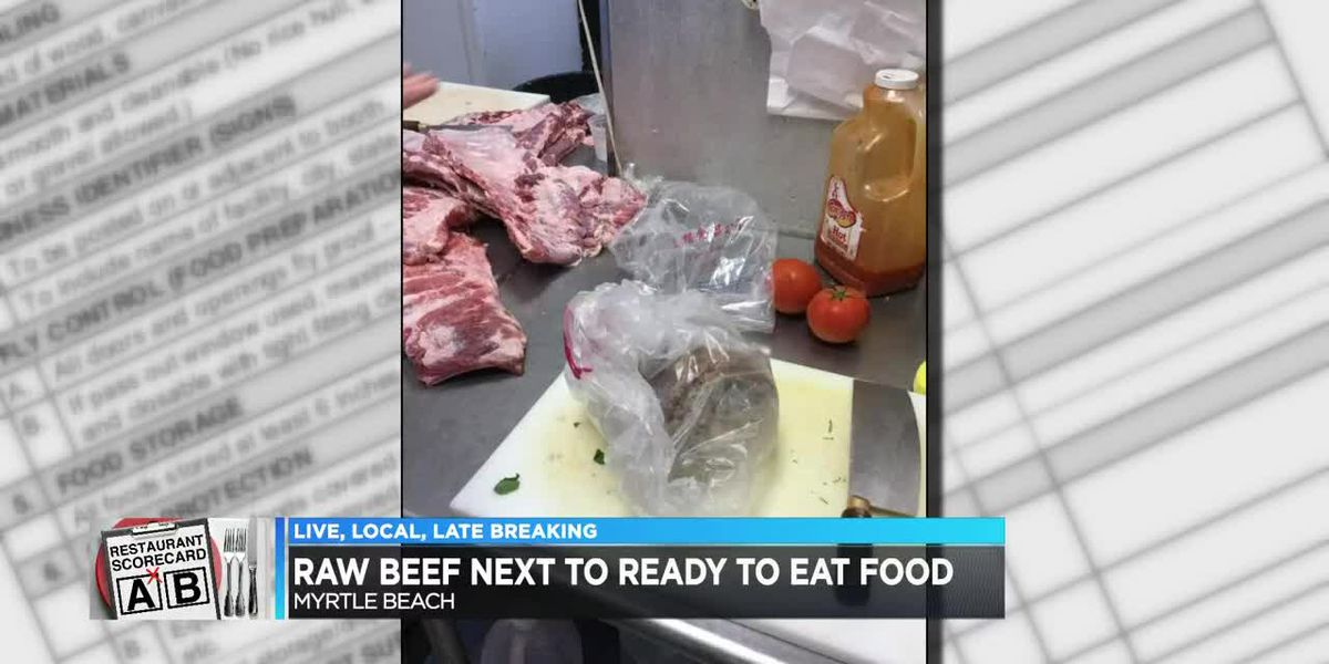 Restaurant Scorecard: Inspectors discover meal worms and bug droppings