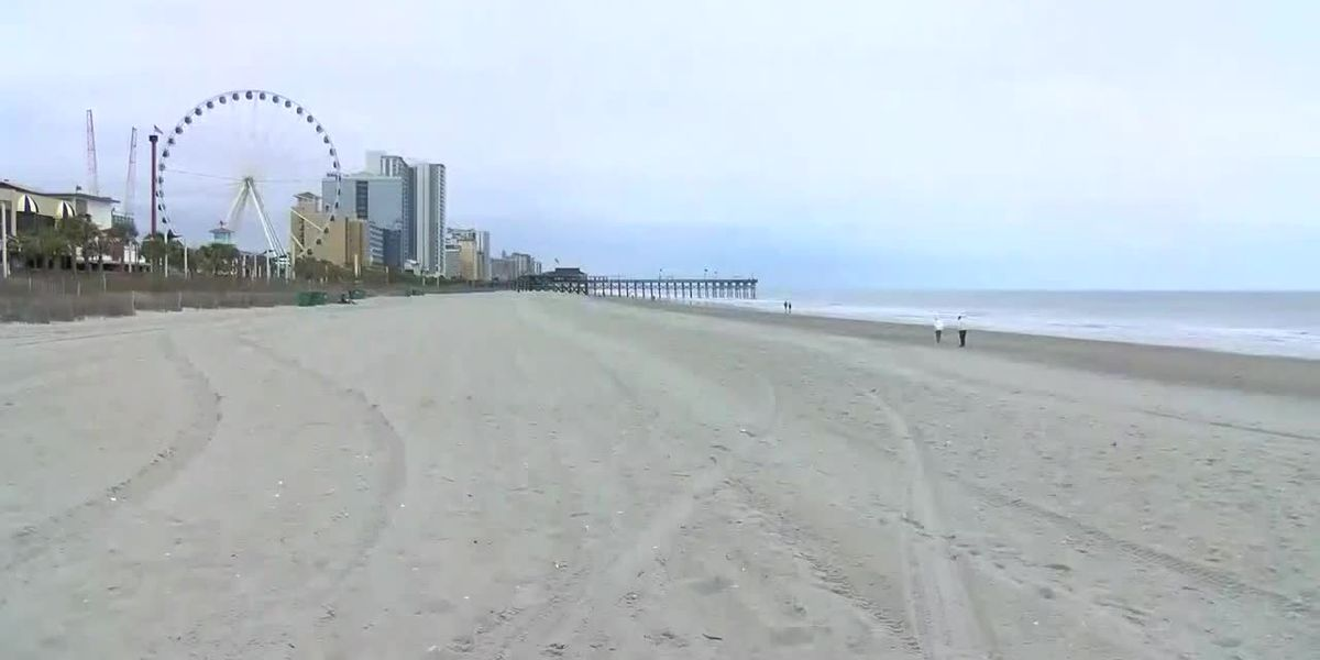 Emails show behind the scenes look at how Myrtle Beach prepared for COVID-19