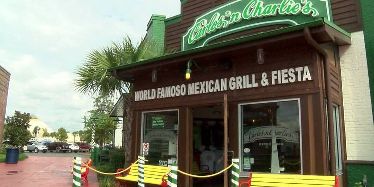 Carlos'n Charlie's added to the list of Broadway at the Beach businesses to close