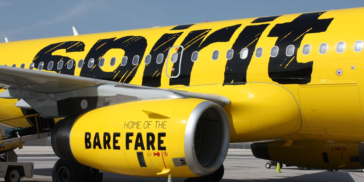 Spirit Airlines temporarily suspends flights from New York, other airports due to COVID-19