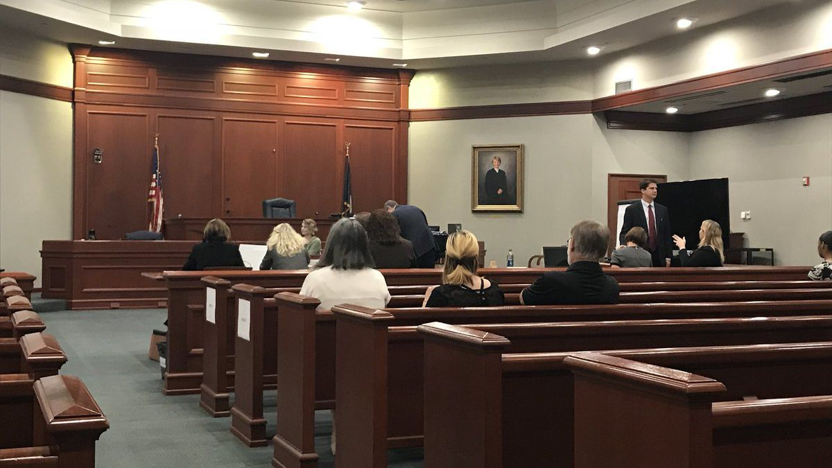 Week two of Tammy Moorer kidnapping trial starts with testimony from crime scene investigator