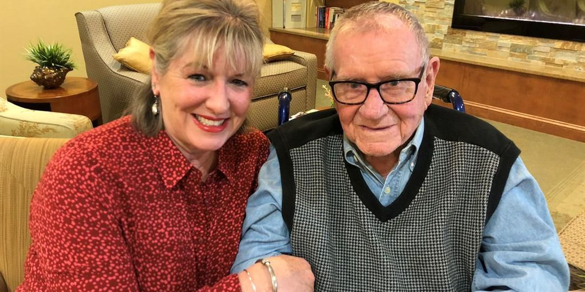 Embrace a Veteran: Merchant Mariner, 97, honored to have served in World War II, Korean War