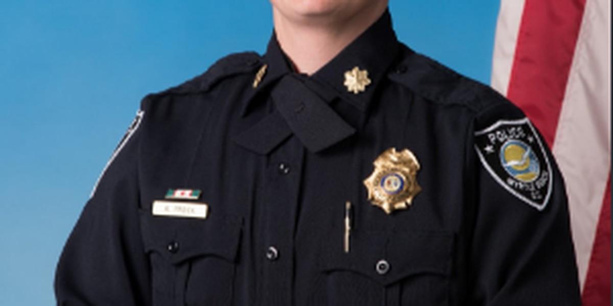Interim Myrtle Beach Police Chief Prock sworn in as permanent chief