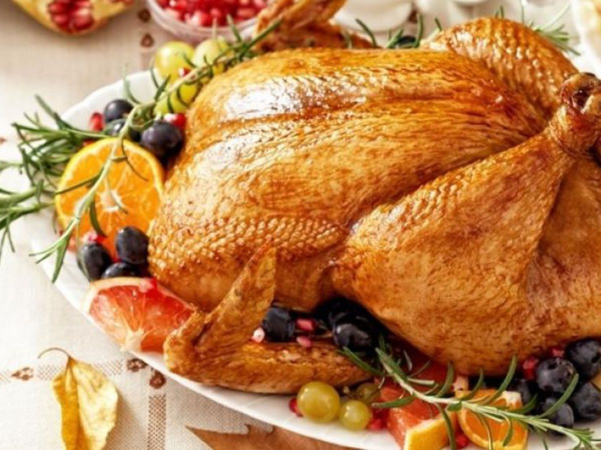 How to keep salmonella off your dinner plate this Thanksgiving