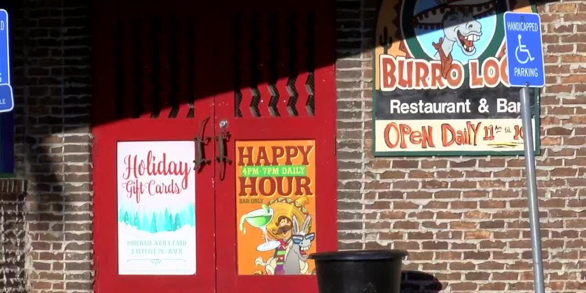 Former Burro Loco restaurant now for sale