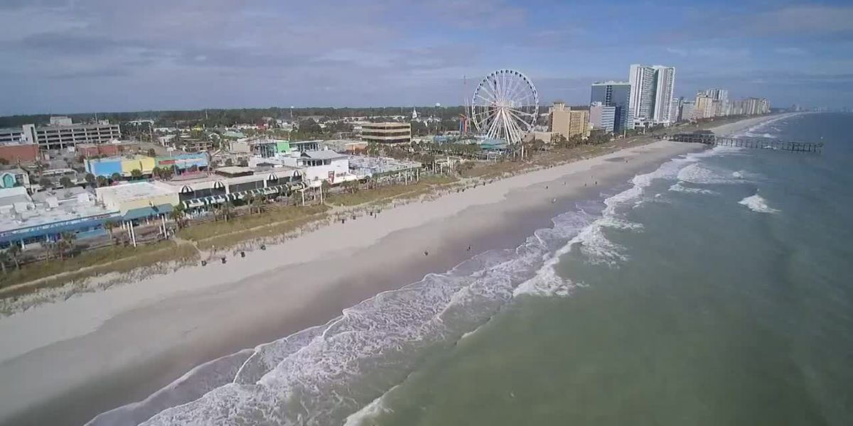 Businesses in downtown Myrtle Beach see increase in sales this year
