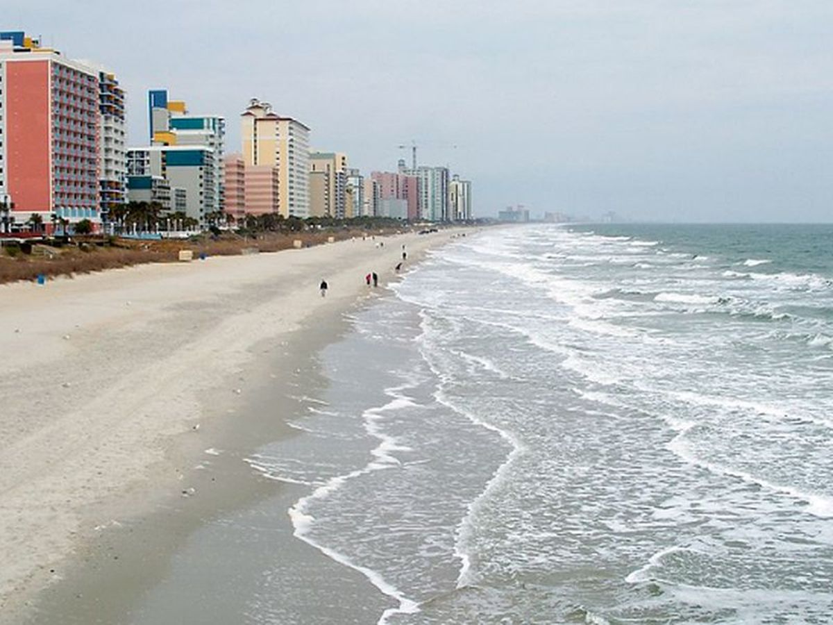 Myrtle Beach is second-fastest growing metro area for third year in a row