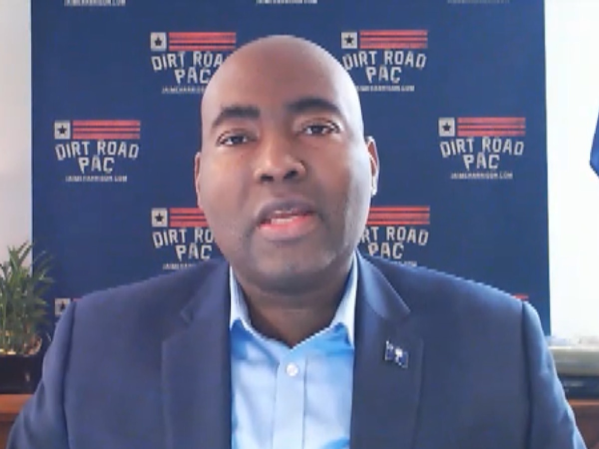 Jaime Harrison launches new PAC, keeps options open after Senate loss