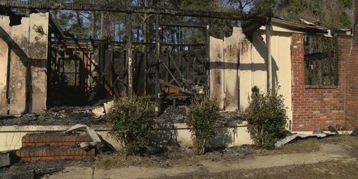 North Myrtle Beach family displaced after devastating house fire