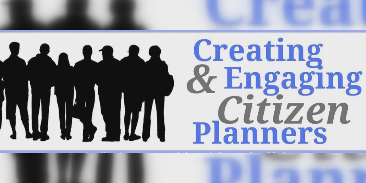 Horry County's Citizen Planning Academy to meet for the first time