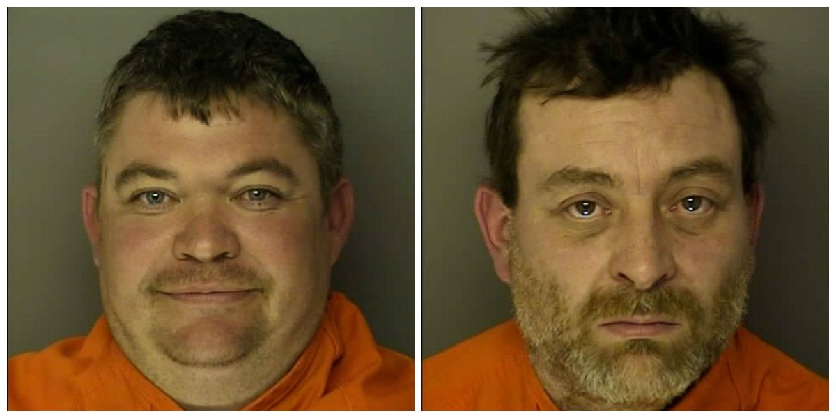 Two Horry County men charged with shining deer, possessing cocaine