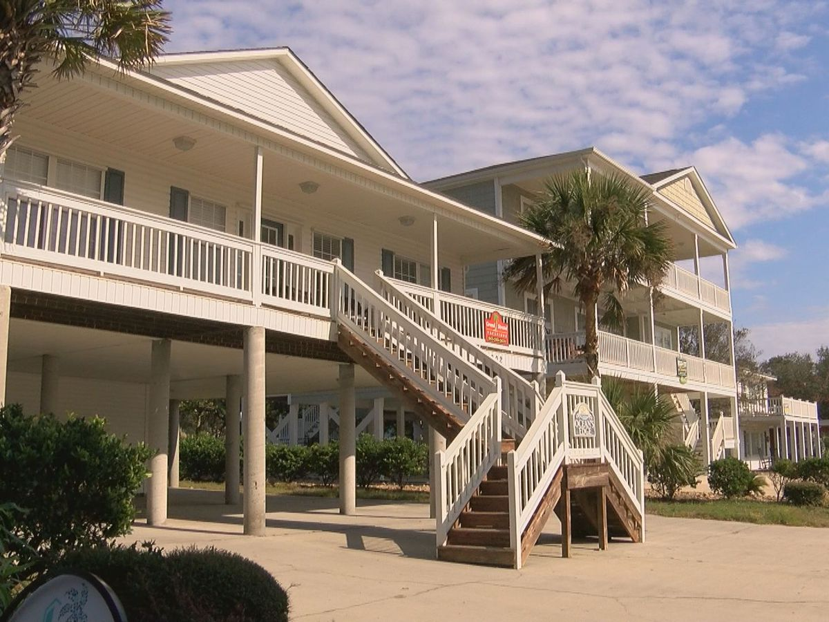 North Myrtle Beach passes ordinance defining short-term rentals, sleeping areas