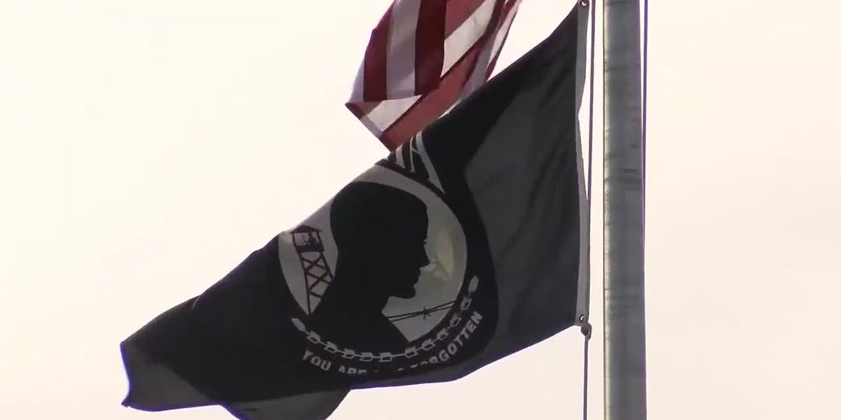 Surfside Beach honors veterans, including two WWII soldiers