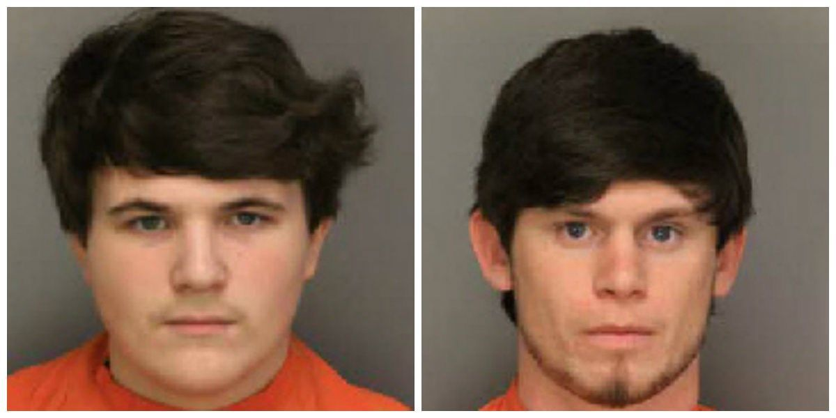 Two arrested in connection with rash of vehicle break-ins in Florence