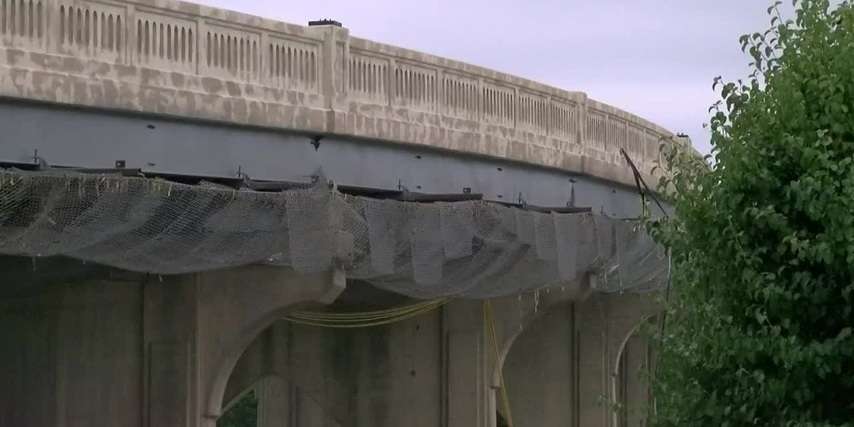 Work on Conway's Main St. bridge expected to wrap up in a few weeks, according to DOT