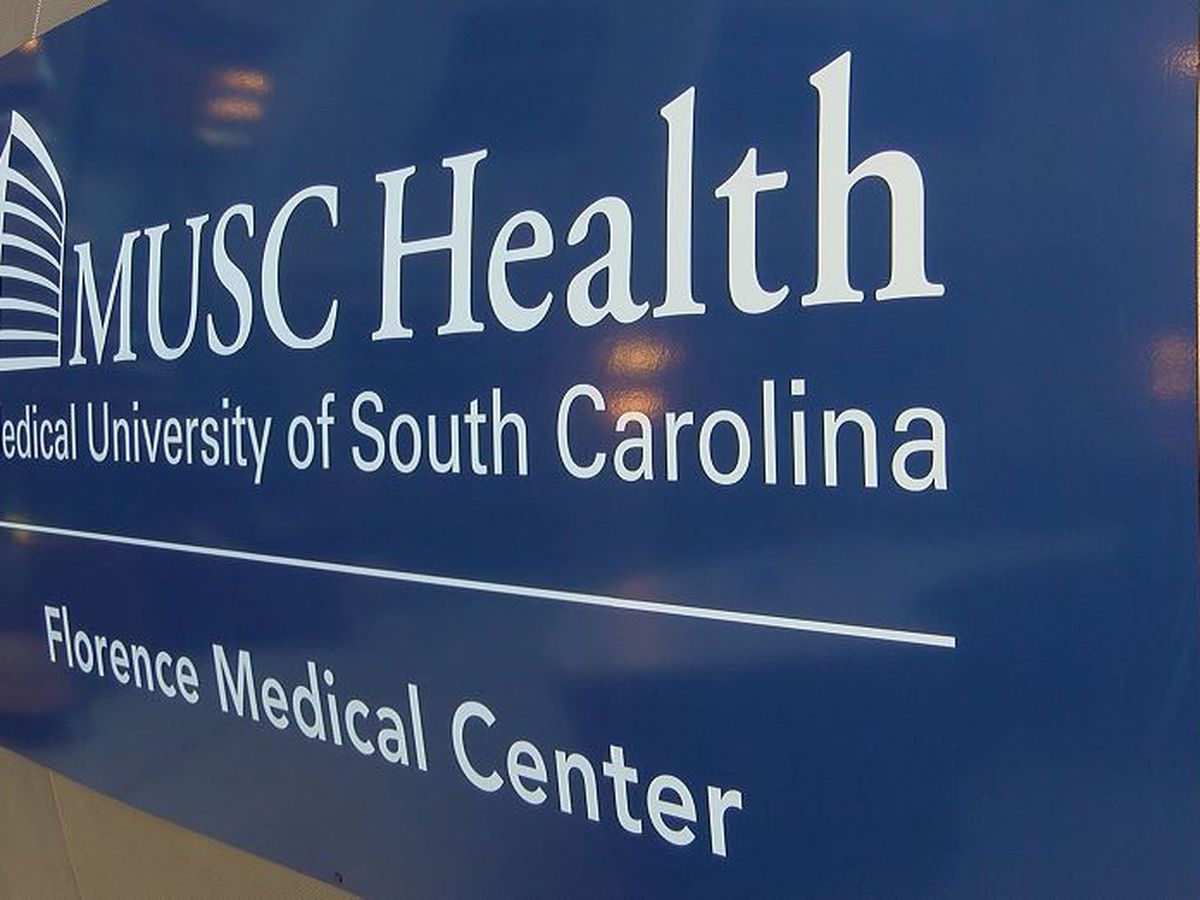 MUSC celebrates the purchase of Florence hospital