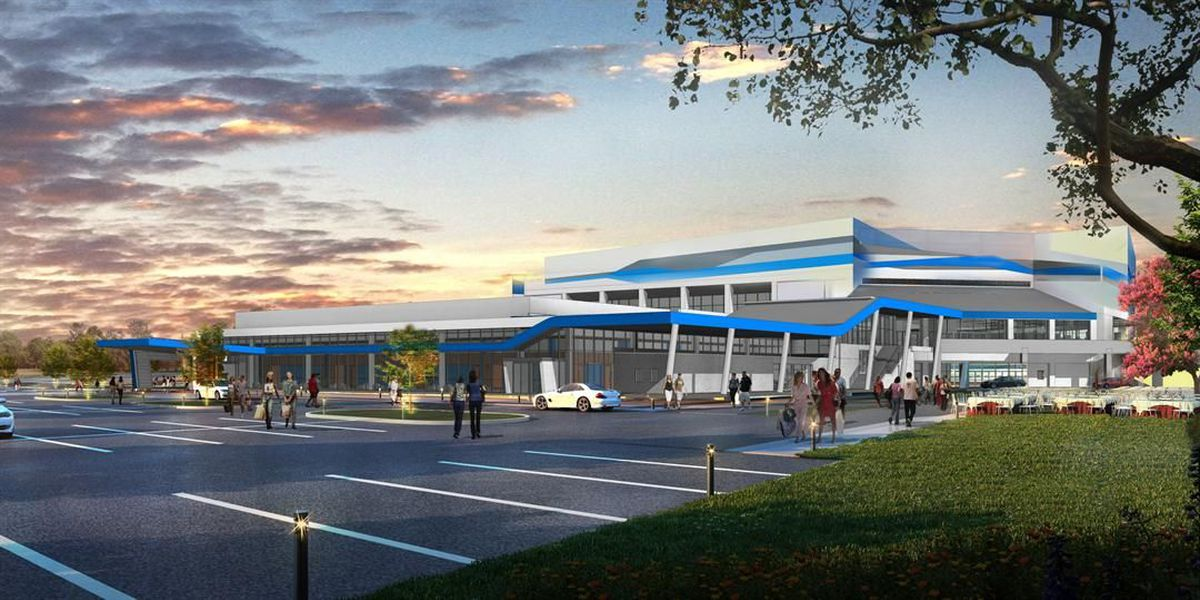 $16 million Florence Civic Center expansion ahead of schedule