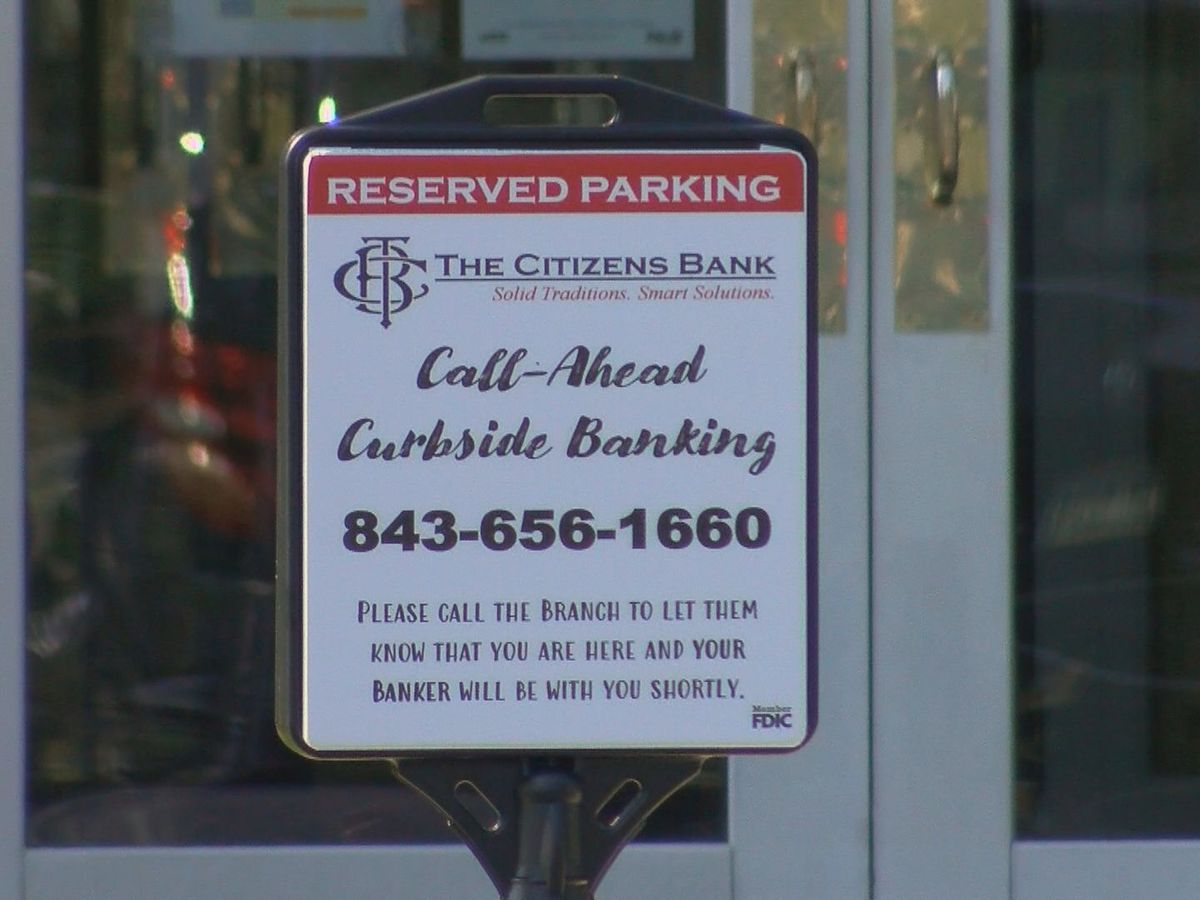 Pee Dee bank adapts to COVID-19, provides customers with a new way to serve customers